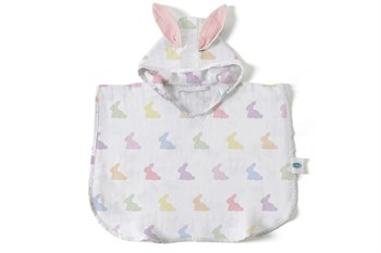 Deux Lapins Magic Cape – Rainbow Lapin Pink