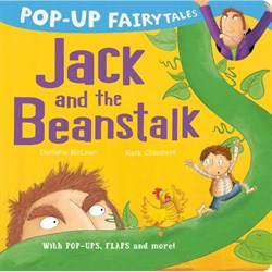 Little Tiger Pop-Up Fairytales: Jack and the Beanstalk