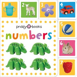 Priddy Books Mini Tab Books: Numbers