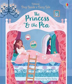 Usborne Peep Inside a Fairy Tale: The Princess and the Pea