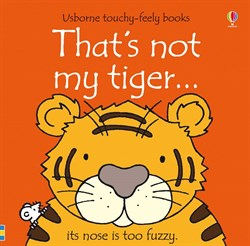Usborne Thats Not My Tiger